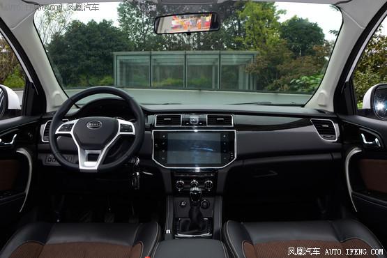 2017款 比速M3 1.5L 手动尊享型
