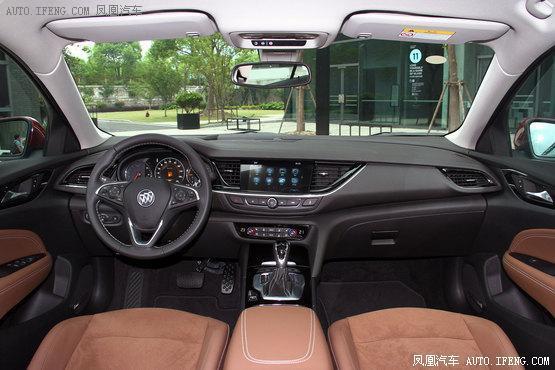 2017款 别克君威 28T 自动旗舰型-别克君威优惠高达4.3万元 济南现车