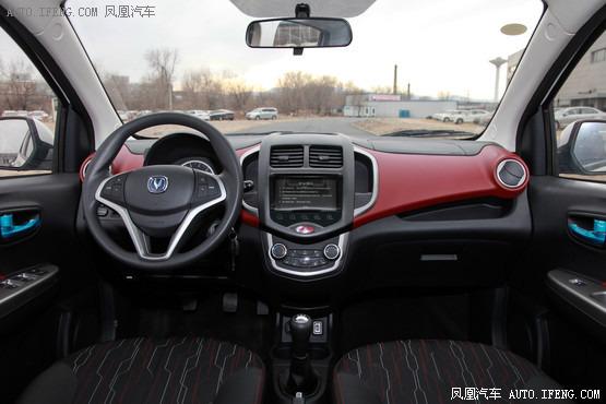 2014款 长安奔奔 1.4L 手动天窗版