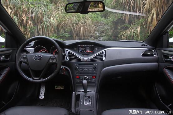 2014款 奔腾B70 1.8T 自动运动尊贵型