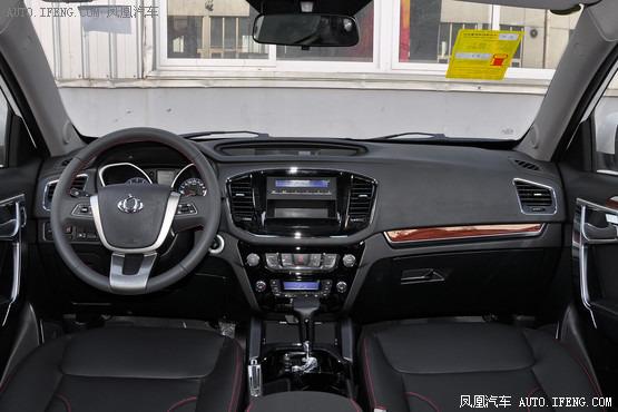 2015款 吉利GX7 运动版 2.0L 自动尊享型
