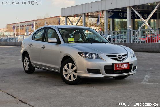 2012款 马自达3 经典款 1.6L 自动特惠型