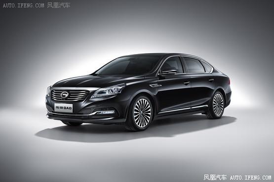 2016款广汽传祺GA8最新报价 优惠0.4万