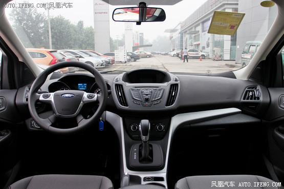 2013款 福特翼虎 1.6GDTi 自动舒适型