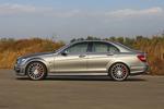 2012款 奔驰C63 AMG 轿车高性能版