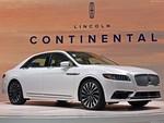 2017款 林肯Continental