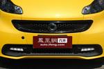 2013款 smart fortwo 1.0 MHD 敞篷城市游侠特别版