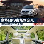 2016款 福建奔驰 V260 尊贵版