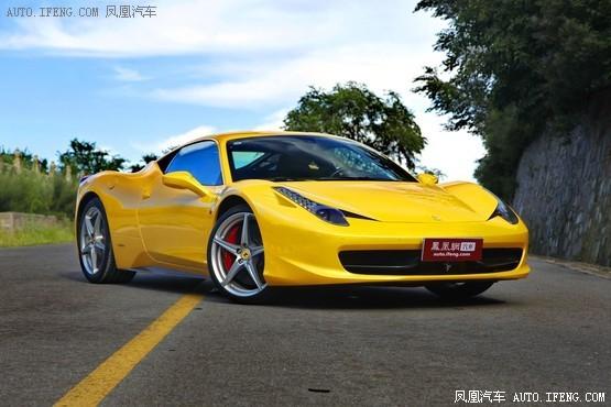 法拉利458少量现车 郑州接受现金预订