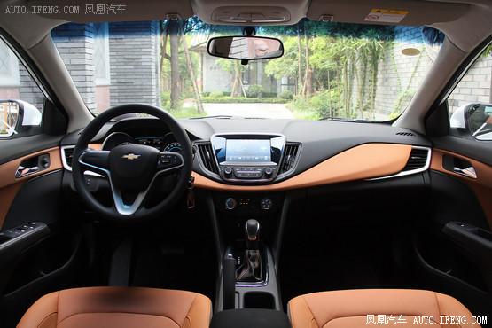 2017款 雪佛兰科沃兹 1.5L 自动欣尚版-襄阳雪佛兰科沃兹购车让利1千高清图片