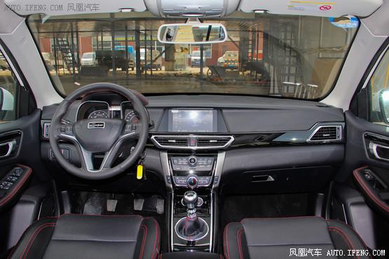 2016款 众泰大迈X5 1.5T 手动豪华型 7座 国IV