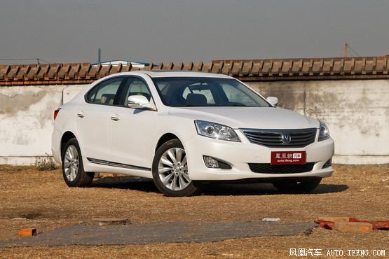 2013款 长安睿骋 2.0L 自动豪华型