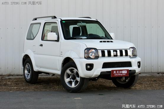 2012款吉姆尼1.3AT JLX 最高优惠三千