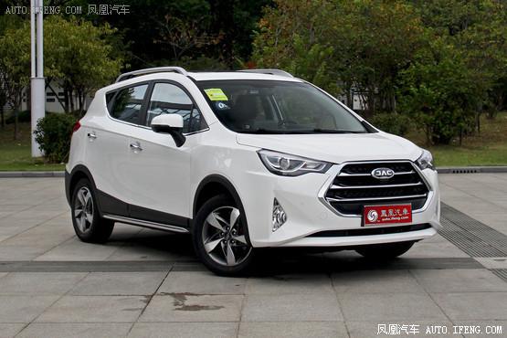 东莞江淮瑞风S3全系降0.6万元 现车销售