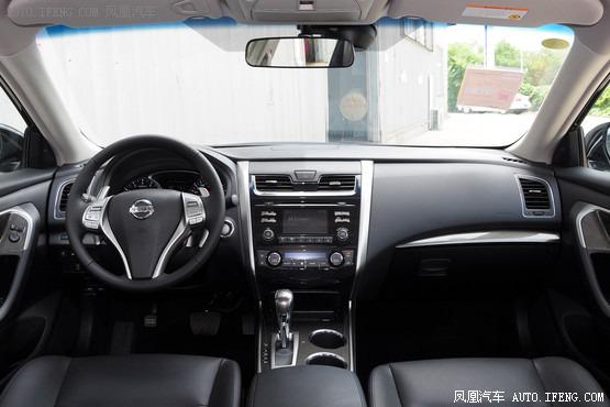 2015款 日产天籁 2.5L XL Upper欧冠科技版
