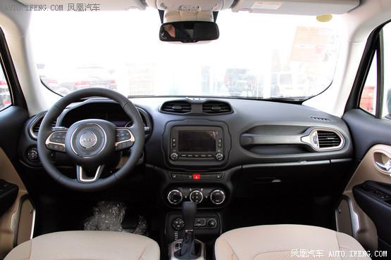2017款 Jeep自由侠 2.0L 自动四驱75周年致敬版