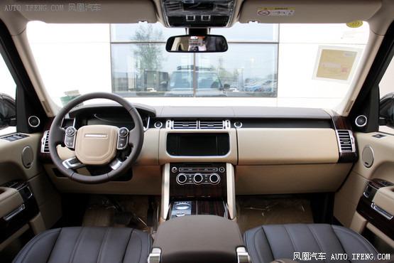 2014款 路虎揽胜 3.0 V6 SC Vogue SE 创世加长版