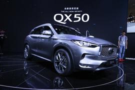 英菲尼迪QX50