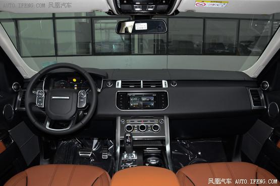 2016款 路虎揽胜运动版 3.0 V6 SC HSE Dynamic