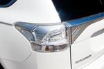 2014款 三菱欧蓝德 2.4L 四驱豪华超值版 5座