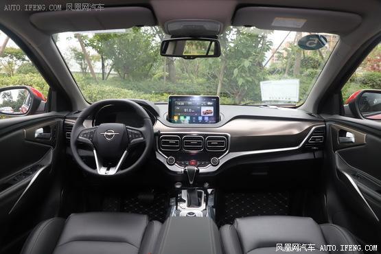 2018款 二代海马S5 1.6T 旗舰型