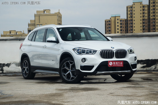 宝马X1最高优惠3.52万  现车销售