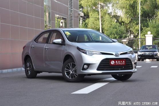 2014款 丰田雷凌 1.6G 手动精英版