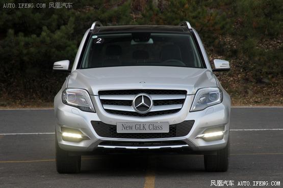 2013款 奔驰glk300 4matic 豪华型高清图片