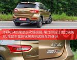 2015款 传祺GS4 200T G-DCT尊贵版