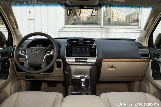 2018款 丰田普拉多 3.5L 自动TX-L