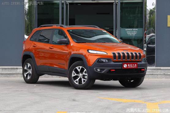 盈众Jeep自由光直降4万元 提供试乘试驾