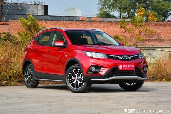 东南DX3长沙购车优惠2000元 现车供应