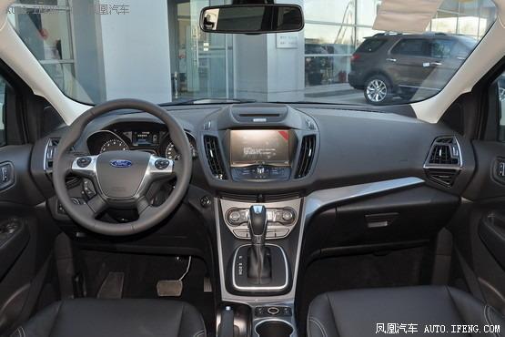 2015款 福特翼虎 2.0GTDi 四驱精英型