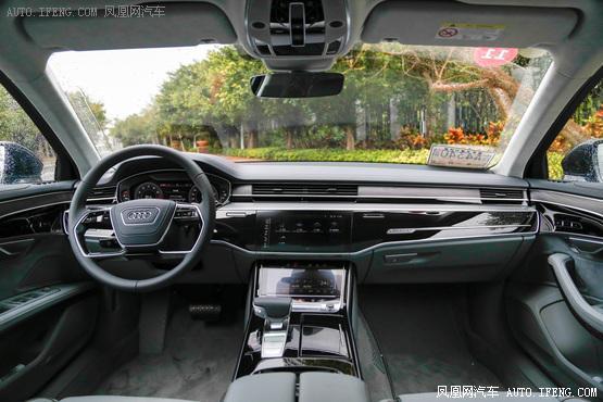 2019款 奥迪A8L 55TFSI quattro尊贵型