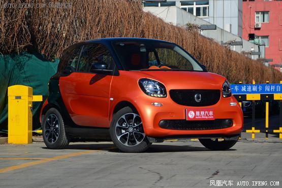 奔驰smart南宁让利0.5万 店内大量现车