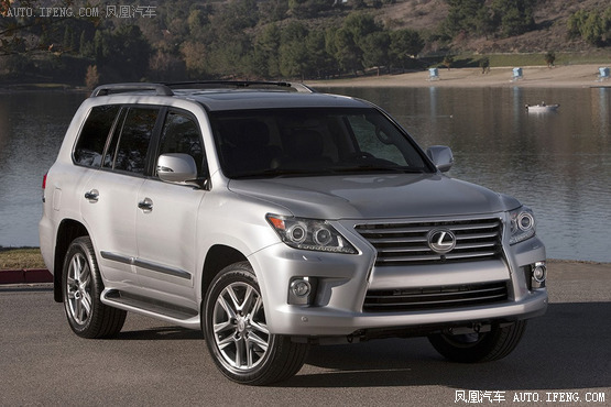 雷克萨斯LX购车现金优惠6万元 现车销售