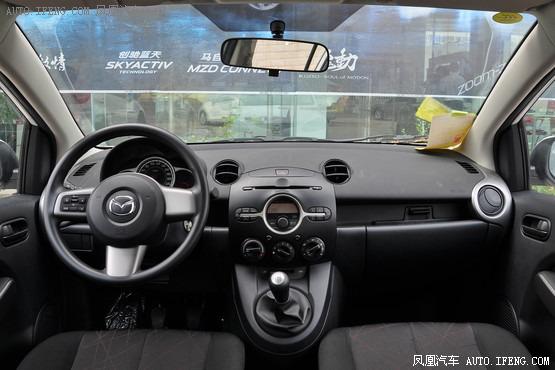 2012款 马自达2 三厢 1.5L 手动时尚版