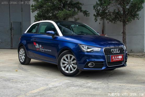 奥迪A1最高可优惠7.2万元 有团购有现车