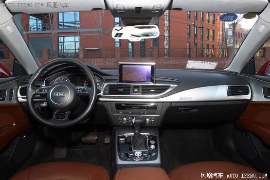 2013款 奥迪A7 Sportback 35 FSI quattro进取型