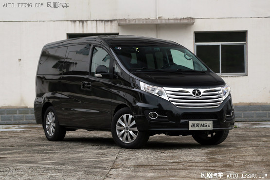 长春购瑞风M5优惠0.4万元 润成现车销售
