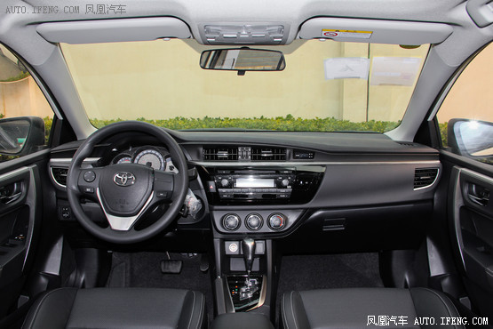 2016款 丰田雷凌 1.6G-L CVT领先版