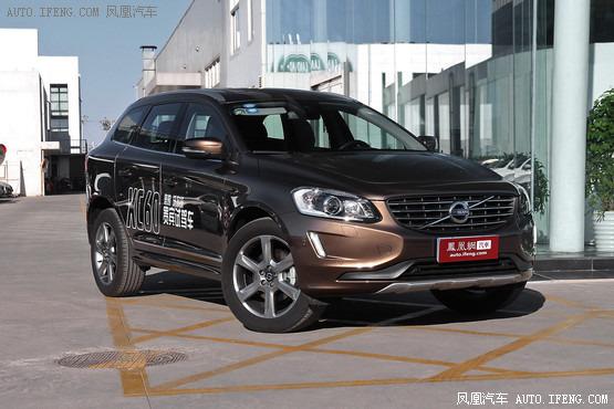 尊荣沃尔沃XC60现车在售 优惠可达3.5万