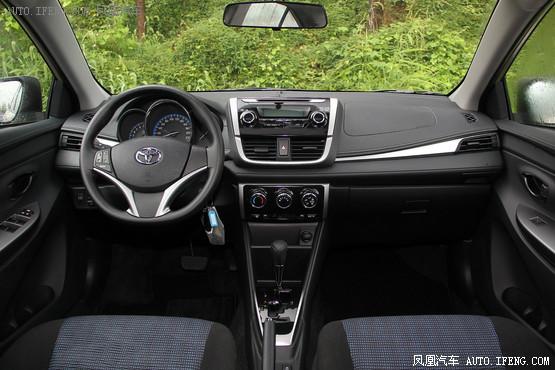 2017款 丰田威驰 1.5L CVT智行版-济宁威驰优惠高达5000元 店内现车高清图片