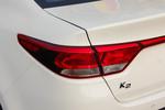 2017款 起亚K2 三厢 1.4L 自动GLS