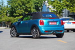2016款 MINI COOPER S CABRIO 加勒比蓝限量版