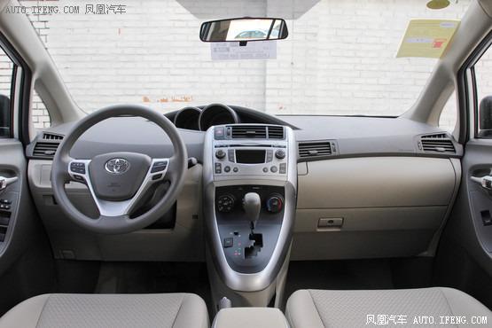 2014款 丰田逸致 180E CVT跨界版