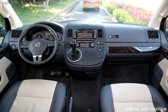 2011款 大众Multivan 2.0T自动尊享版