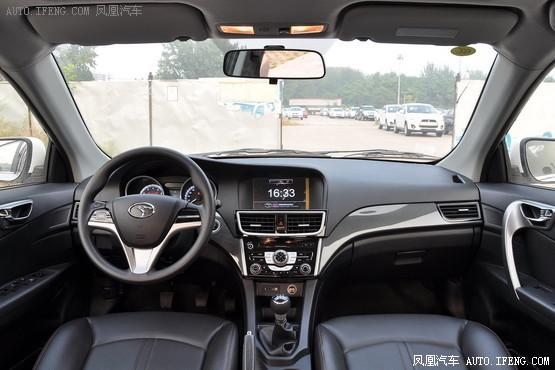 2015款 东南V5菱致 1.5L 手动旗舰型