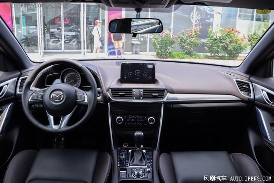 2016款 马自达CX-4 2.5L 自动四驱蓝天激情版