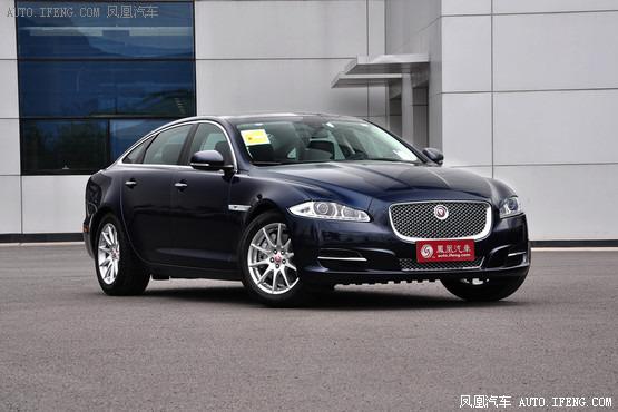 捷豹路捷店XJ最高优惠33万元 现车在售